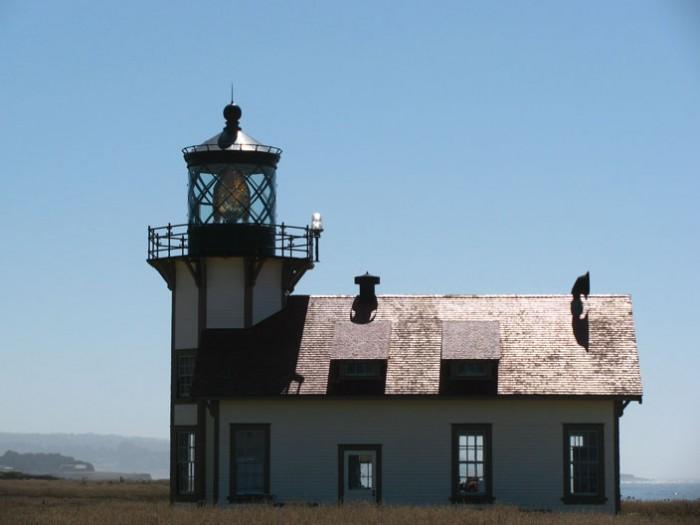 Cabrillo Lighthouse, Mendocino, CA