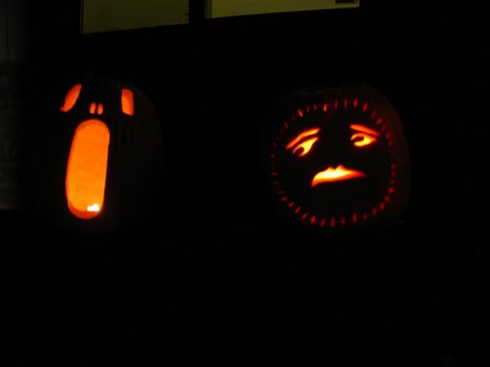 10-31-2011 Jack-O-Lanterns