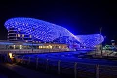 F1 at Yaz Marina Circuit - United Arab Emirates